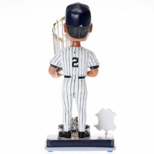 Derek Jeter New York Yankees 5 Rings Bobblehead