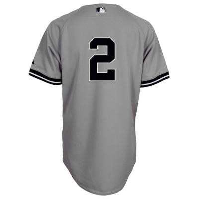 d1e5e8d5f34 Derek Jeter New York Yankees Majestic Authentic Jersey