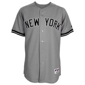 Derek Jeter New York Yankees Majestic Authentic Jersey