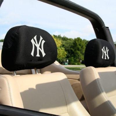 New York Yankees 2-Pack Headrest Covers