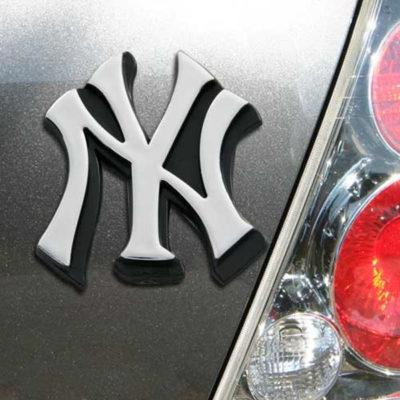 New York Yankees Auto Emblem