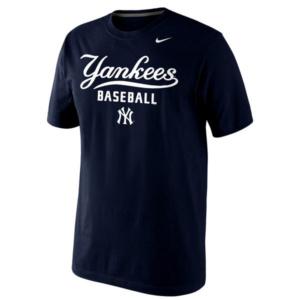 New York Yankees Nike Home Practice T-Shirt