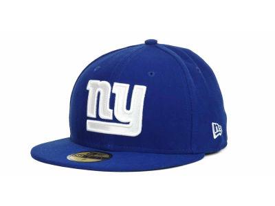 New York Giants NFL 2012 Kids On Field 59FIFTY Cap-