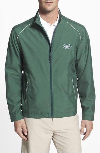New York Jets – Beacon' WeatherTec Wind & Water Resistant Jacket (Big & Tall)