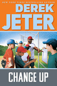 CHANGE UP-DEREK JETER