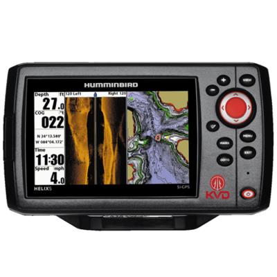 Humminbird Helix 5 SI GPS KVD Fish Finder
