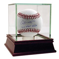 "Gary Sanchez Signed MLB Baseball w/ ""MLB Debut 10/3/15"" Insc"