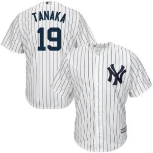 Masahiro Tanaka New York Yankees  Official Cool Base Player Jersey –