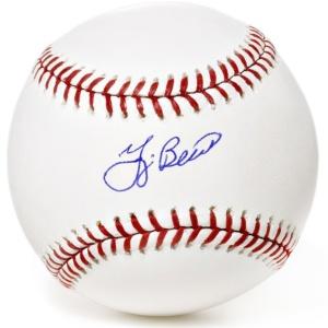 Yogi Berra Autographed Baseball