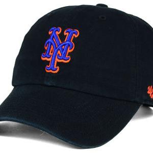 New York Mets '47 MLB Core '47 CLEAN UP Cap-