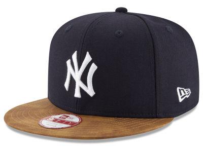 70aa927bbfe New York Yankees New Era MLB Team Butter 9FIFTY Snapback Cap - NY ...