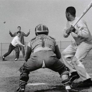 Baseball Practice, George Washington High School, New York-Winston Vargas