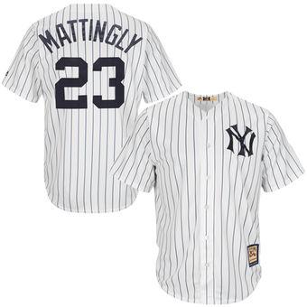 Don Mattingly New York Yankees  Jersey –
