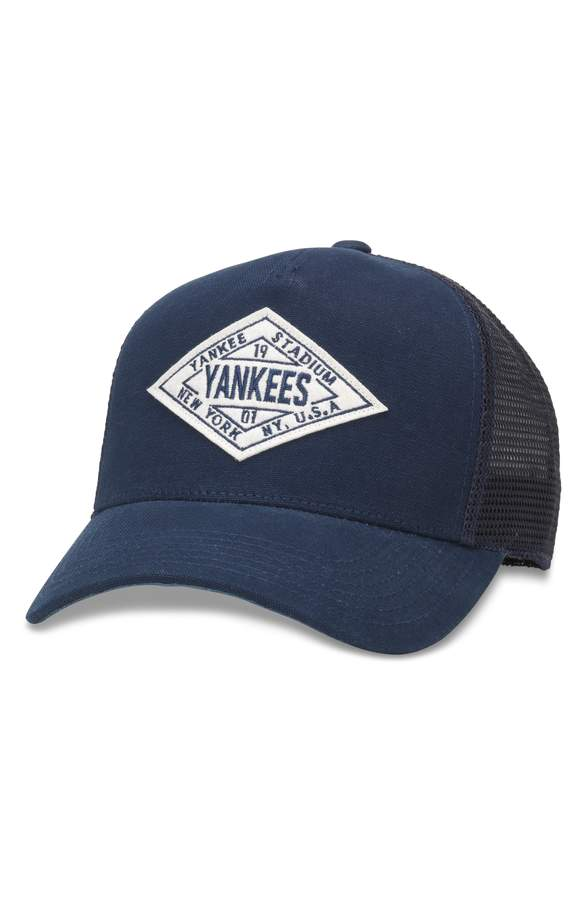 3a469ece41e22c Valin MLB Trucker Hat AMERICAN NEEDLE- NY Sports Shop
