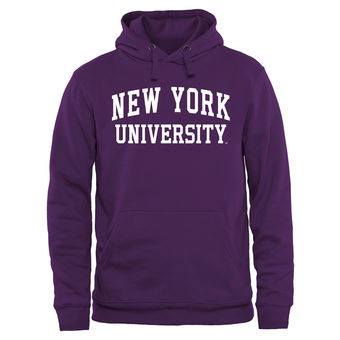 NYU Violets Everyday Pullover Hoodie