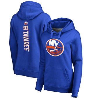 John Tavares New York Islanders Pullover Hoodie