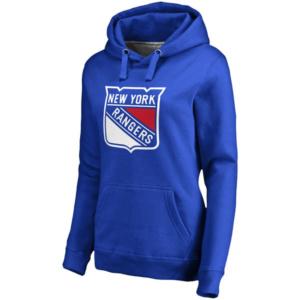 New York Rangers Fleece Pullover Hoodie