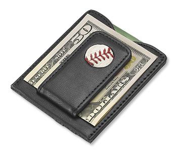 MLB Game Ball Money Clip