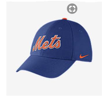 95a84f41e7238 NIKE L91 SWOOSH FLEX (MLB METS) Fitted Hat - NY Sports Shop