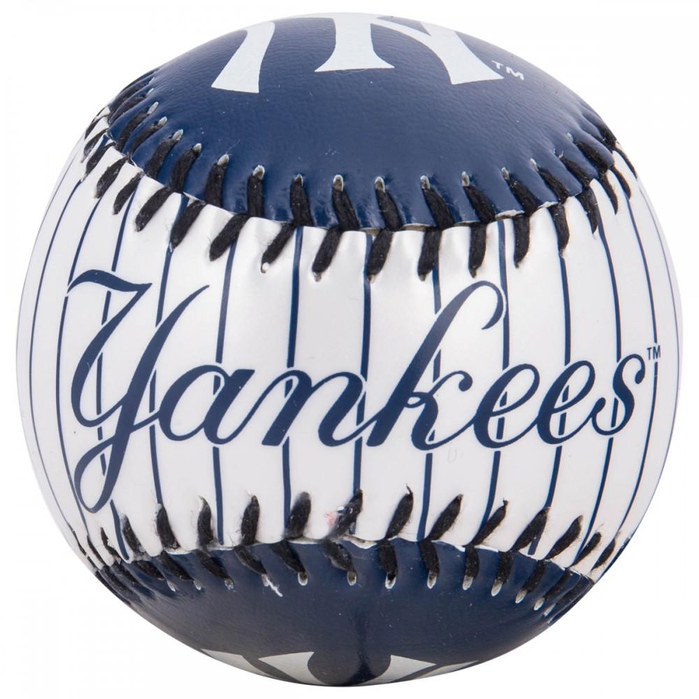 New York Yankees Franklin MLB Soft Strike Baseball