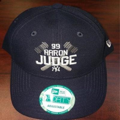 9Forty Aaron Judge Gavels Yankees Cap