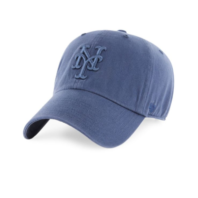 47 Brand Mets Cotton Baseball Cap