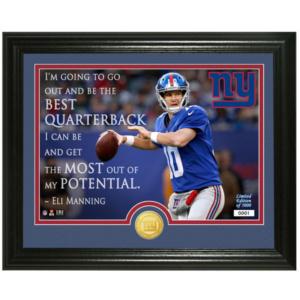 Eli Manning New York Giants PHOTOMINT
