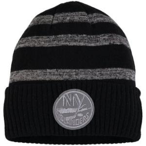 New York Islanders Reflective Sneaker Cuffed Knit Hat