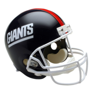 Throw Back Full-Size Replica Football Helmet