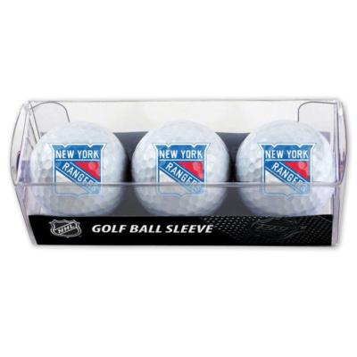 New York Rangers McArthur 3 Logo Golf Ball Sleeve