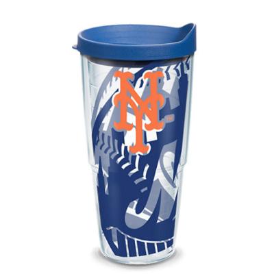 New York Mets tumbler