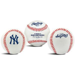 New York Yankees Logo Baseball