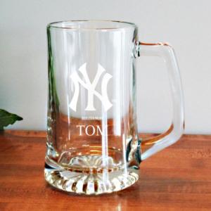 New York Yankees 25oz. Personalized Sport Mug