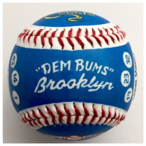 1955 brooklyn dodgers baseball