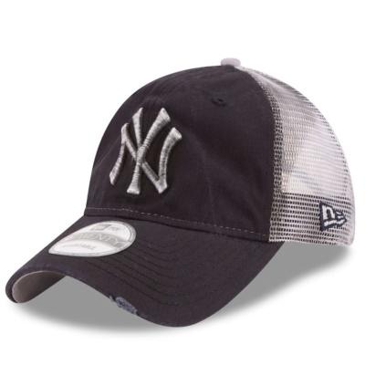969ee9e7bfe New Era New York Yankees Team Rustic 9TWENTY Adjustable Hat
