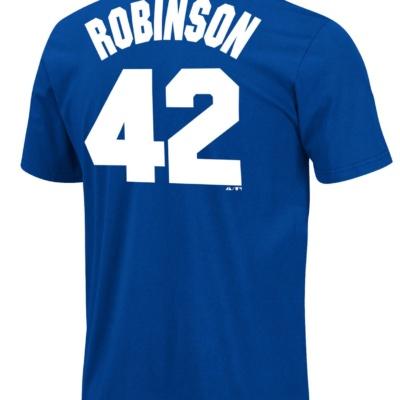 JACKIE ROBINSON T SHIRT