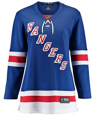 Women's New York Rangers Breakaway Jersey