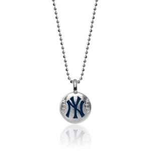 ny yankees necklace