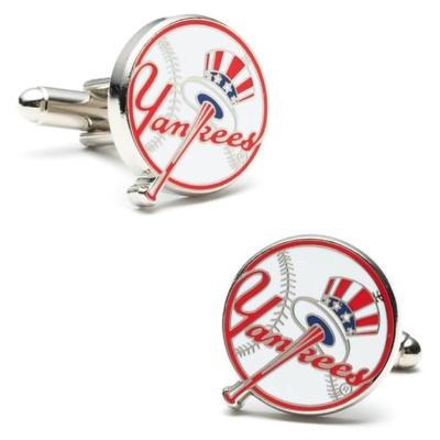 New York Yankees Cuff Links -CUFFLINKS, INC.