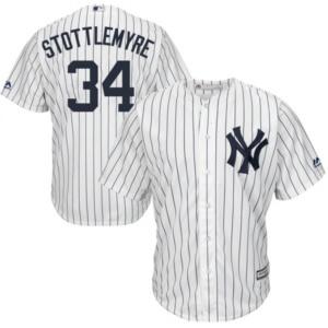 Mel Stottlemyre New York Yankees jersey