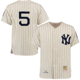 Joe DiMaggio NY Yankees jersey