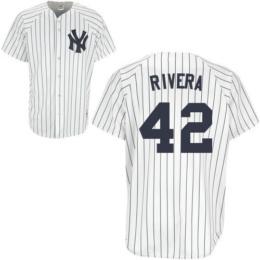 Yankees Replica Mariano Rivera Home Jersey