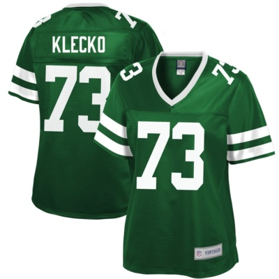 Joe Klecko New York Jets Jersey –