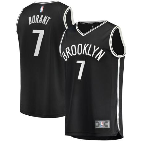 Kevin Durant Brooklyn Nets 2019Jersey Black –