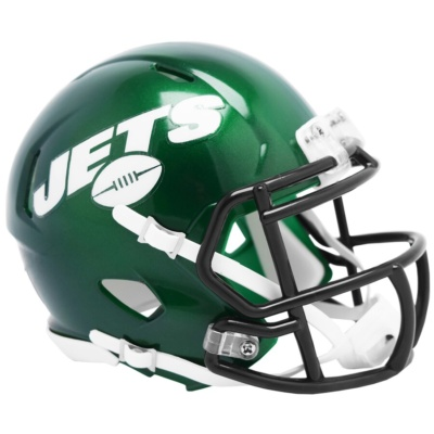 Riddell New York Jets Mini Football Helmet